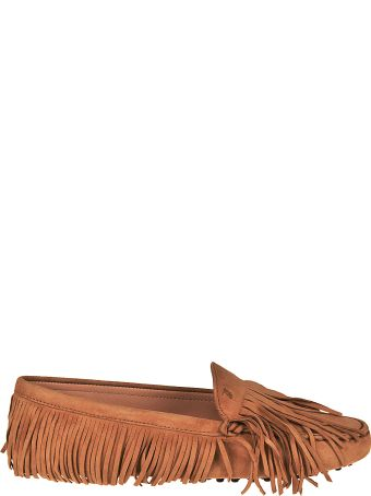 Tod's Fringed Gommino Loafers
