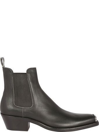 Calvin Klein Western Chris Washed Boots