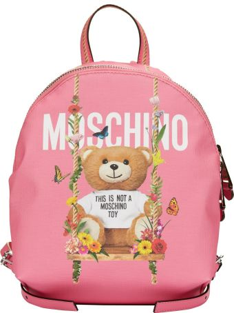 Moschino Toy Teddy Backpack