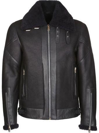 Paul Smith Zipped Up Biker Jacket