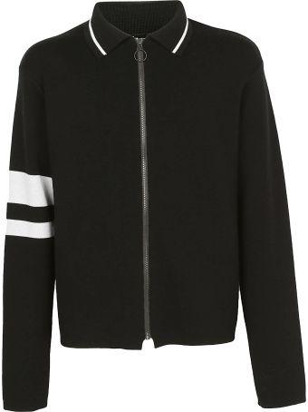 Riccardo Comi Zip Sweater