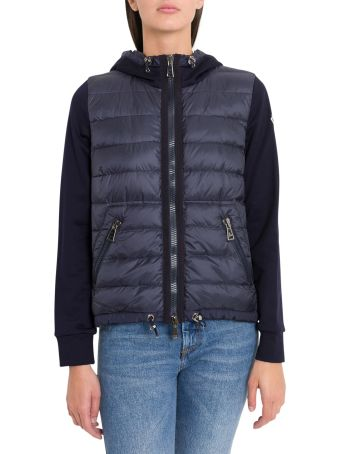 Moncler Hoodie With Front Padding