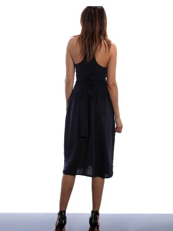 Altalana Linen Dress With Back Detail 13-capri