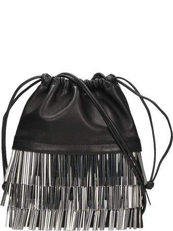 Alexander Wang Ryan Mini Fringed Leather Dustbag