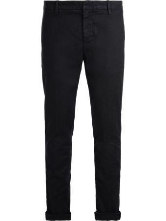 Dondup Gaubert Blue Denim Effect Trousers