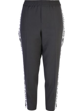 Dsquared2 Black Branded Trousers