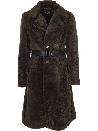 Neil Barrett Belted Coat