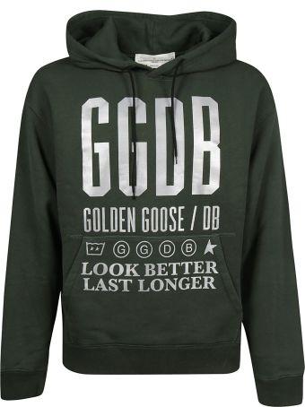 Golden Goose Ggdb Printed Hoodie