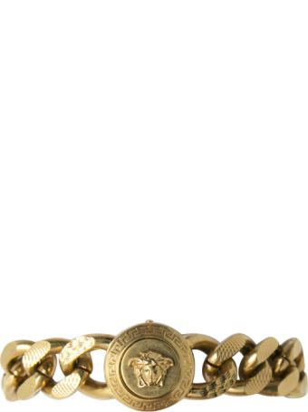 Versace Gold Medusa Bracelet