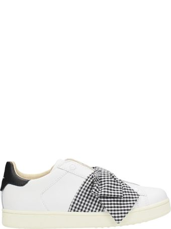 M.O.A. master of arts Bow Embellished Sneakers