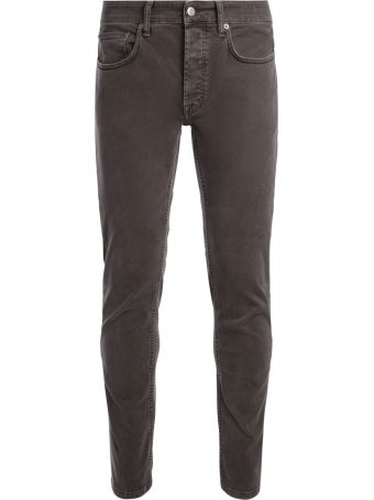 Department 5 Keith Mud Cotton Trousers