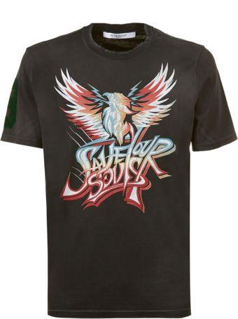Givenchy Wings Print T-shirt