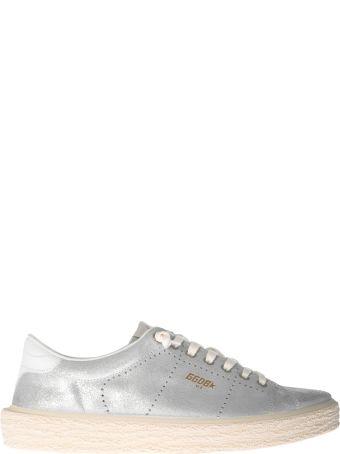 Golden Goose Glittery Sneakers