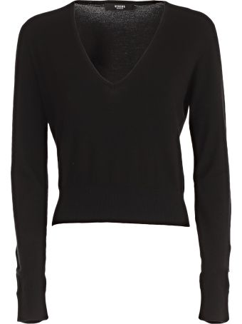 Versus Versace V-neck Sweater