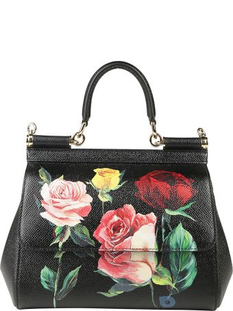 Dolce&gabbana Sicily Shoulder Bag