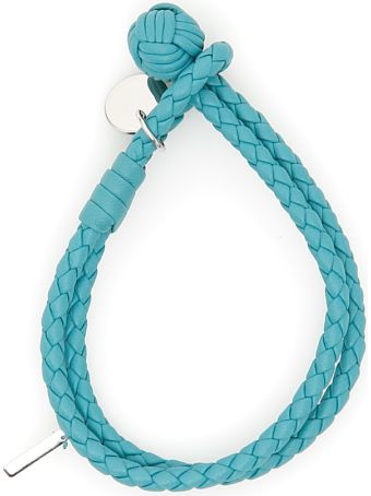 Bottega Veneta Woven Nappa Bracelet