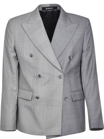 MISBHV Double Breasted Blazer