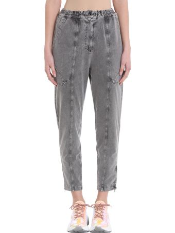 Stella McCartney Grey Washed 80 Style Jeans