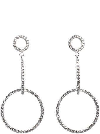 Isabel Marant Supra Luminique Silver Earrings