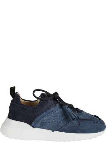 Tod's Micro Fringed Sneakers