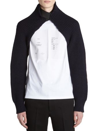 Raf Simons Knitted Sleeves