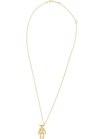 AMBUSH Teddy Bear Necklace