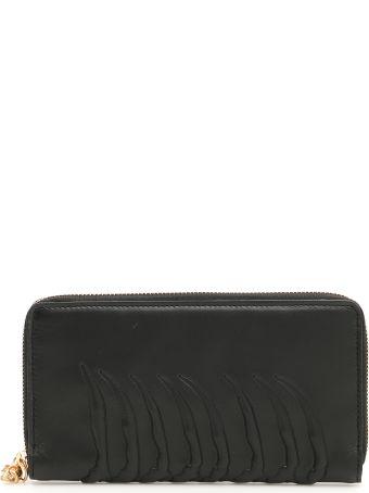 Alexander McQueen Ribcage Wallet