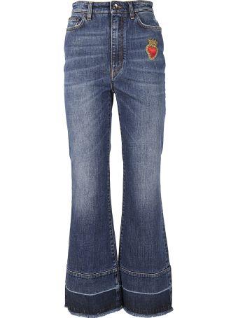 Dolce & Gabbana Sacred Heart Jeans