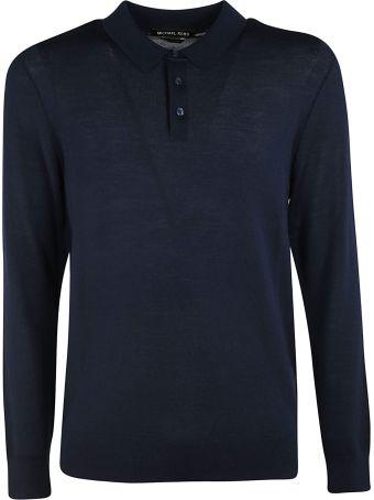 Michael Kors Longsleeved Polo Shirt