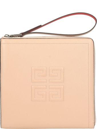 Givenchy Emblem Square Pouch