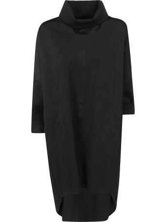 Barbara Alan High Neck Dress
