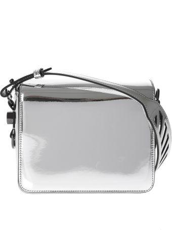 Off-White Mirror Shoulder Bag