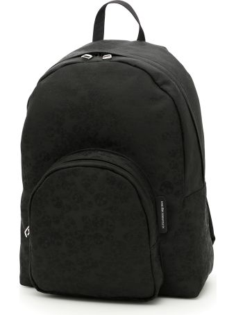 Alexander McQueen Jacquard Skull Backpack