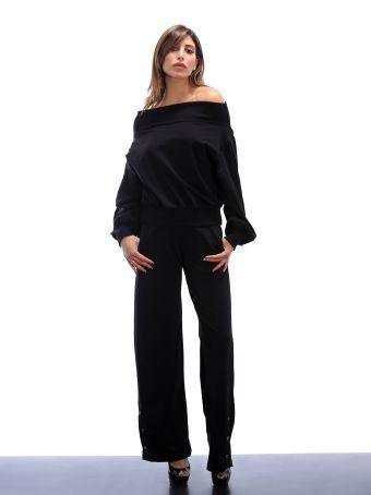 Altalana Novelty Fleece With Buttons On Sleeve 05-light Grey