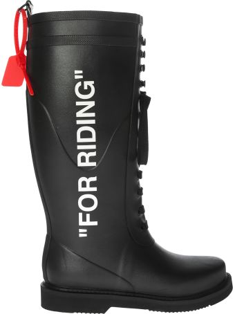 Off-White Wellington Boots