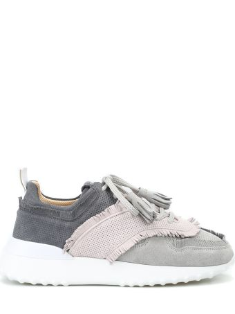 Tod's Sneakers In Suede