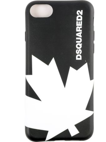 Dsquared2 Maple Leaf Iphone 8 Cover