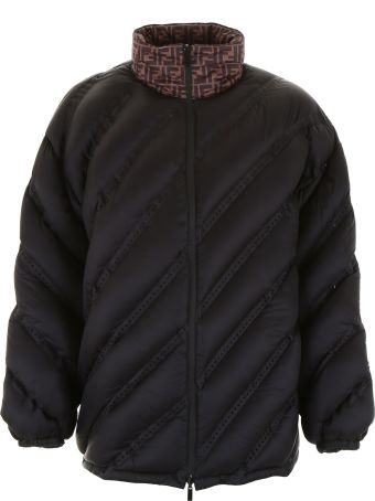 Fendi Reversible Puffer Jacket
