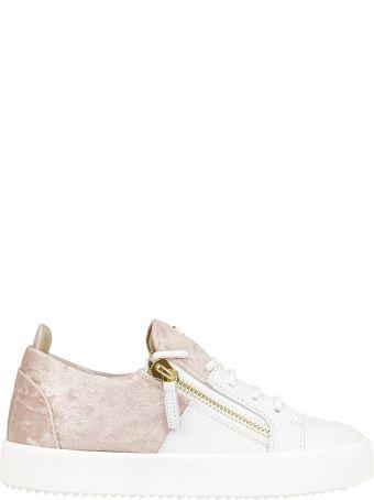Giuseppe Zanotti Zipped Low-top Sneakers