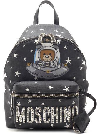 Moschino 'teddy Ufo' Backpack