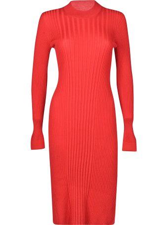 MM6 Maison Margiela Mm1 Maison Margiela Knitted Dress