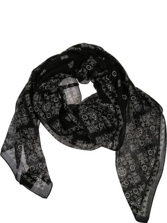 Saint Laurent Pattern Scarf