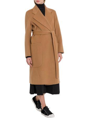 Acne Studios Carice Belted Coat