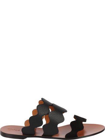 Chloè Flat Sandals