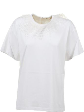 Christopher Kane Feather T-shirt