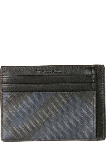 Burberry London Check Card Holder