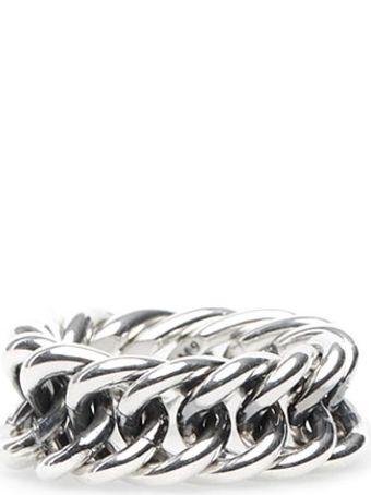 Ugo Cacciatori Fine Chain Ring