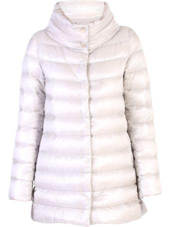 Herno Grey Padded Jacket