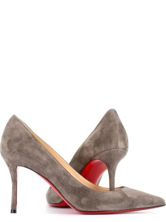"Christian Louboutin Pump ""decoltish"""