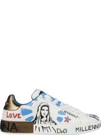 Dolce & Gabbana Low-cut Sneakers